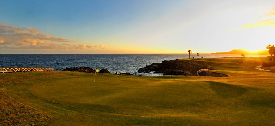Amarilla Golf & Country Club, Teneriffan golfkentät