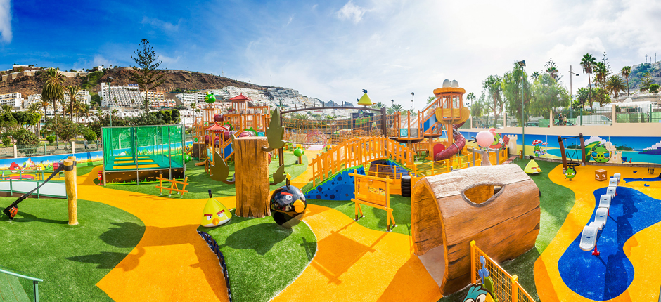 Angry Birds Activity Park Attractieparken in Gran Canaria