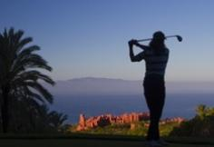 Abama Golf & Spa Resort, Teneriffan golfkentät